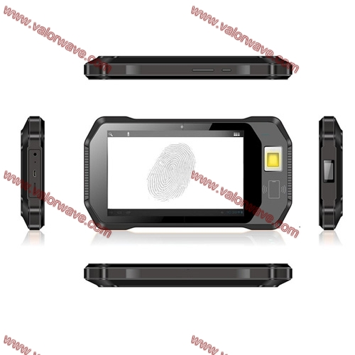 Fingerprint Tablet Biometric Tablet Biometrics Solution